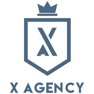 X Agency logo