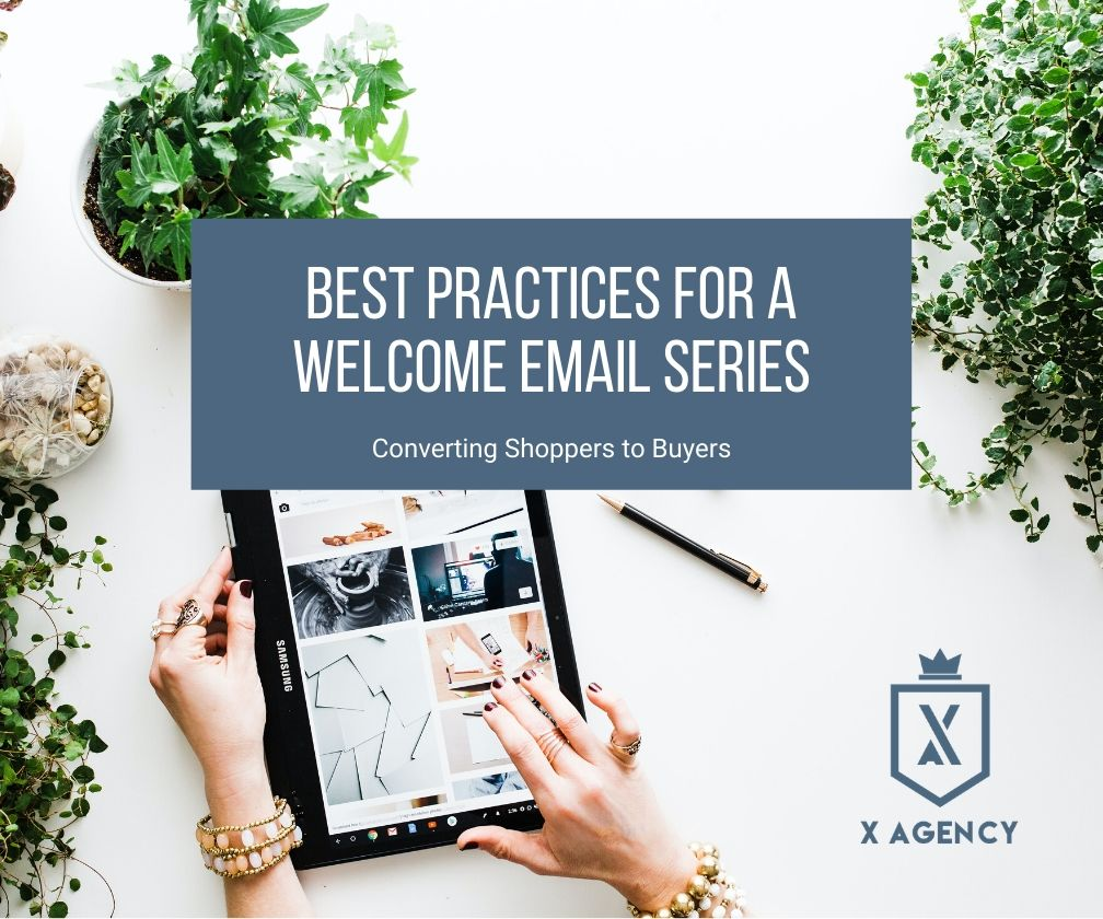 Email Welcome series best practices