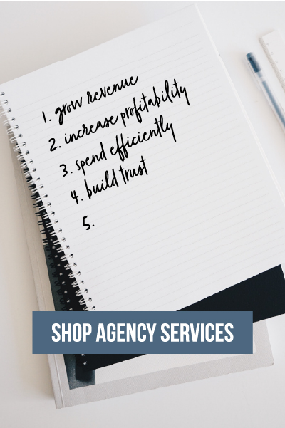 shop x agency digital marketing services