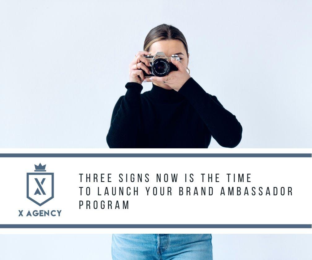 plan your brand ambassador program